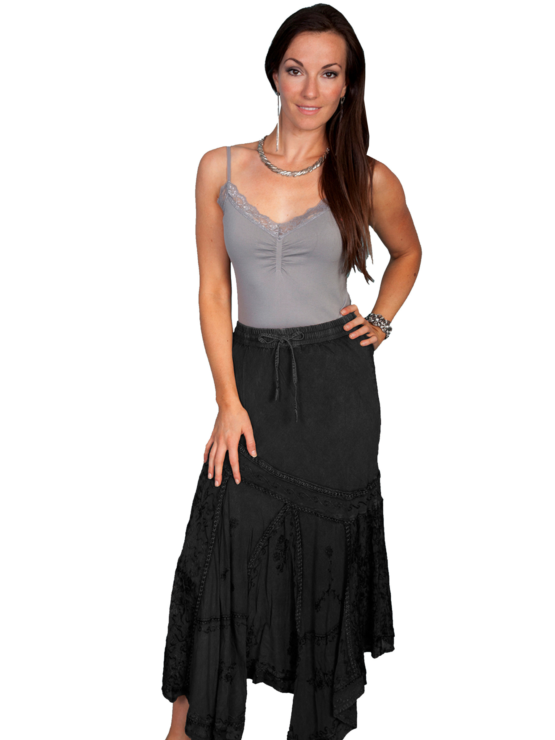 Scully® Ladies Long Western Skirt - CLEARANCE