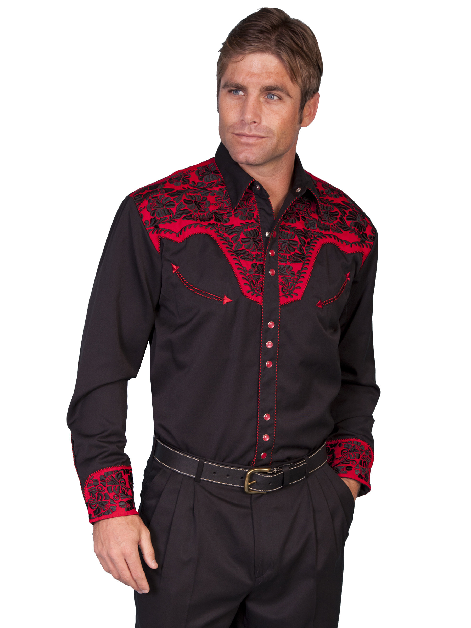 Short Sleeve Mens Dress Shirt