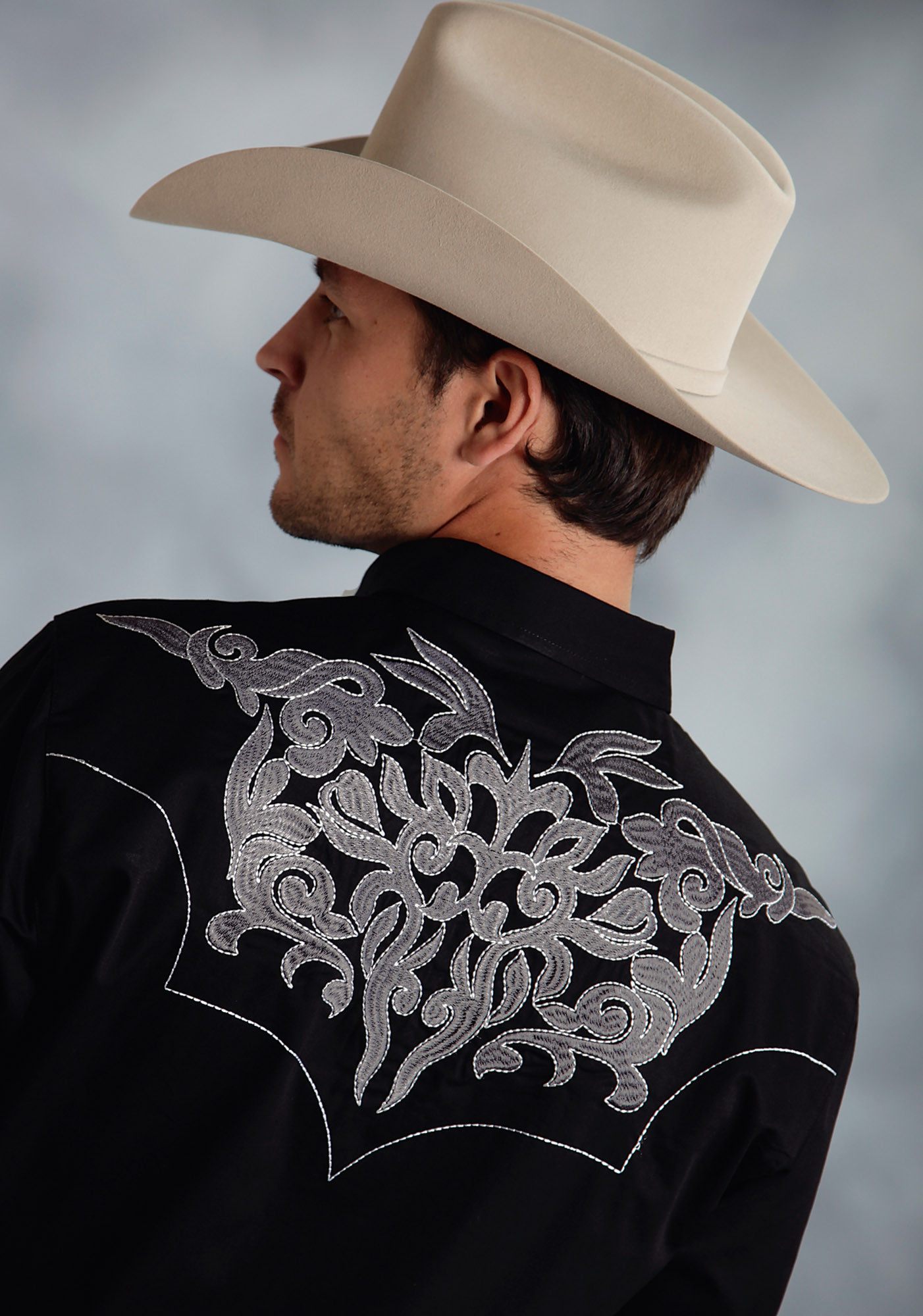 Western Shirts for Men Casual Button Collar Dress Shirt with Pocket S-XXL. from $ 12 99 Prime. out of 5 stars 5. Funny World. Men's Western Cowboy Costume T-Shirts. from $ 14 90 Prime. out of 5 stars Scully. Men's Crimson Floral Embroidery Retro Western Shirt - PCrim. from $ 79