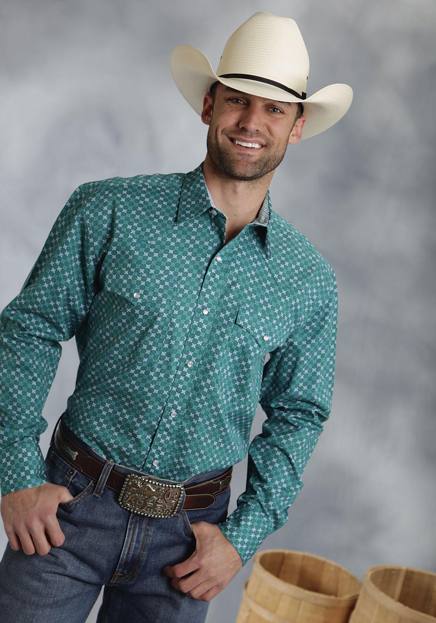 mens western wear