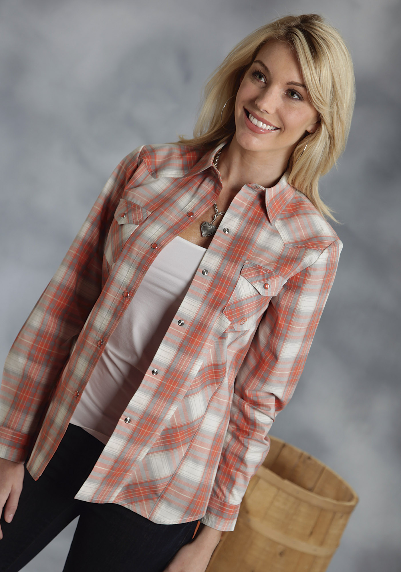 Free shipping and returns on Women's Plaid Tops at cuttackfirstboutique.cf