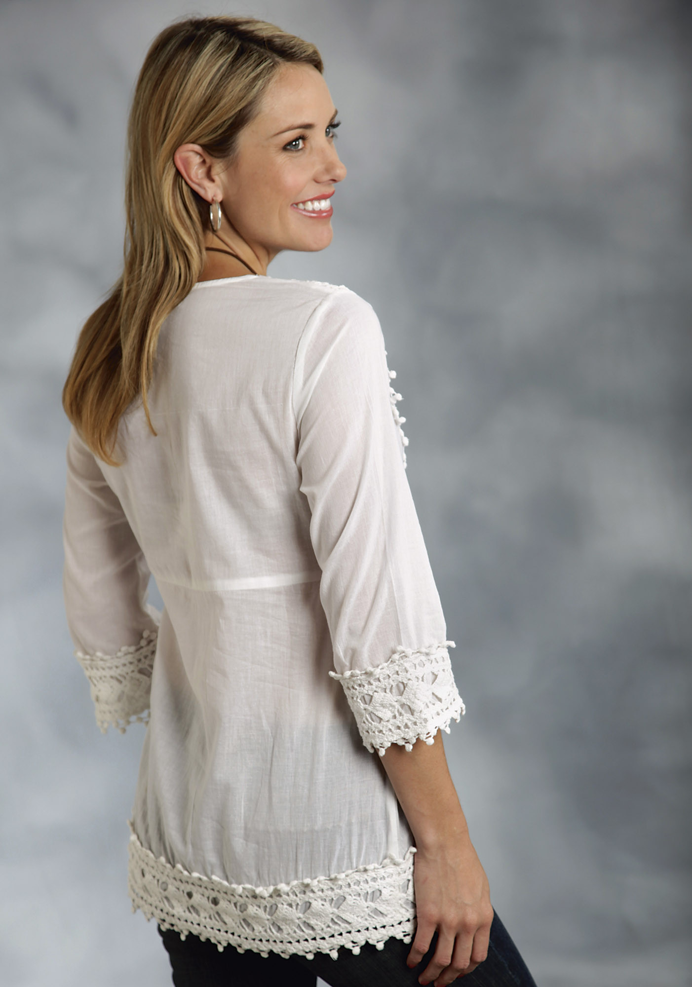 Womens White Dress Shirts