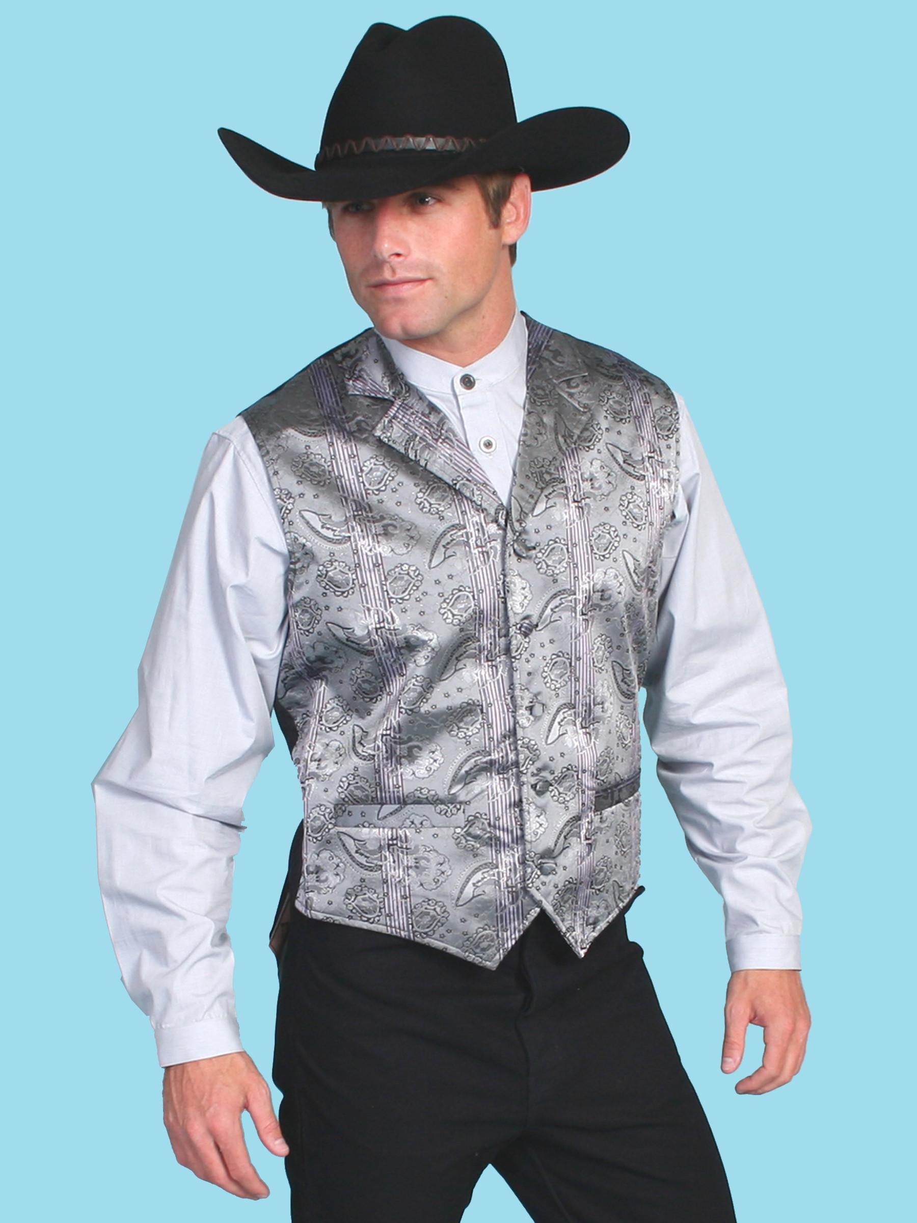 western wedding wear