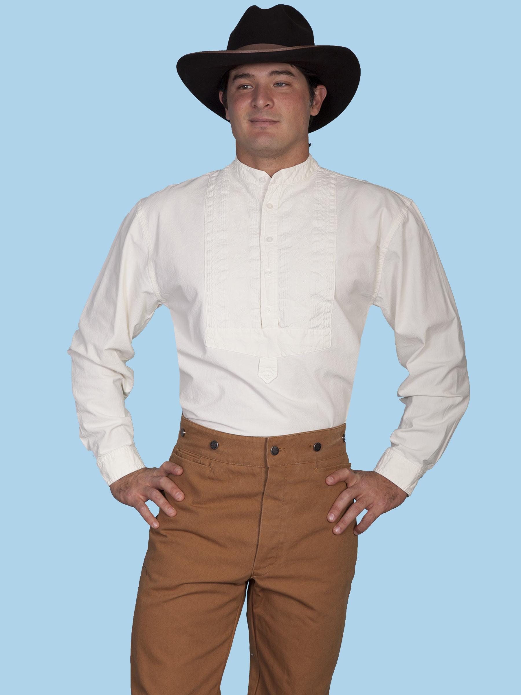 White Western Shirt Womens