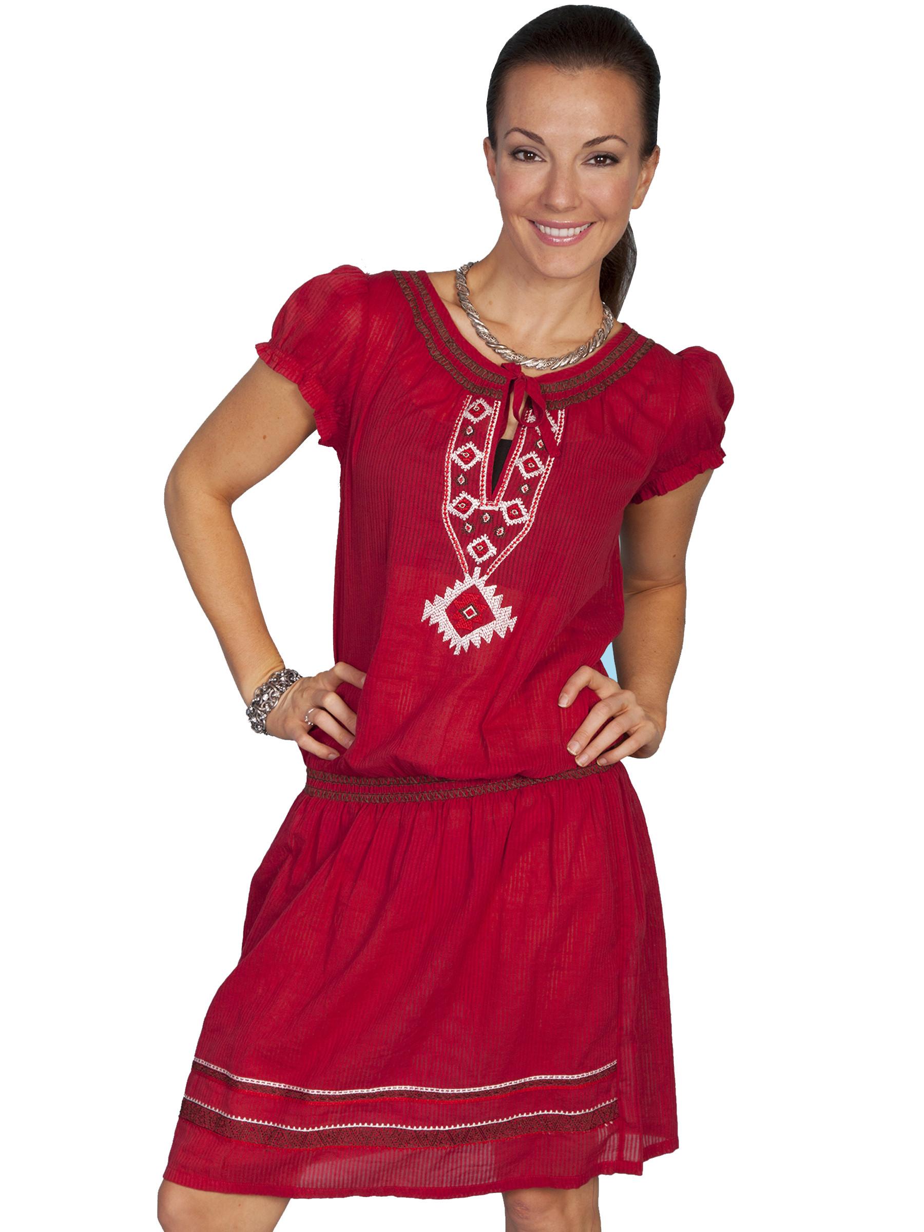 New  Dakota Suzett  Shirt Dress  Shift Dress  Red Plaid Dress  7900