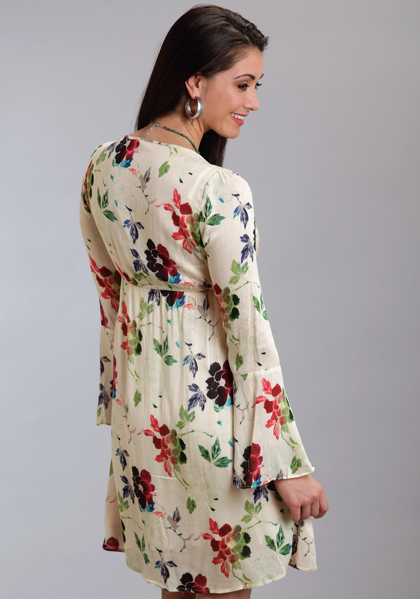 Stetson Womens Western Dress Quot Valley Blossom Quot