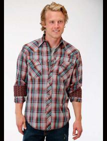 Cowboy Shirt ~ FALL PLAID