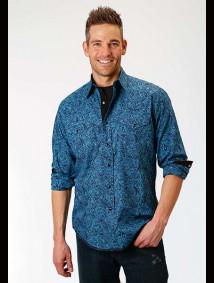 Cowboy Shirt ~ PRINTED PAISLEY