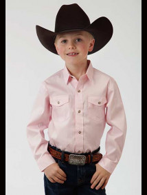Boys Western Shirt - Frontier