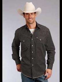 Stetson Western Shirt ~ 007 PRINT
