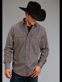 Stetson Western Shirt ~ MITRE GEO