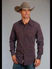 Stetson Western Shirt ~ ABACUS GEO
