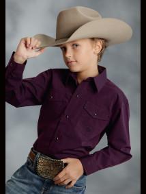 Boys Western Shirt - Laredo