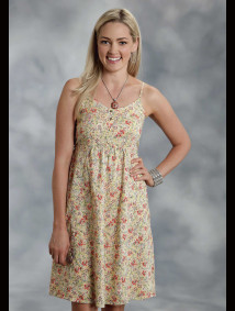 Womens Western Tank Dress - Sweet Country