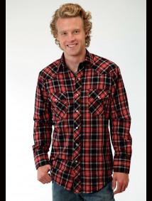Mens Cowboy Shirt - Lumberjack