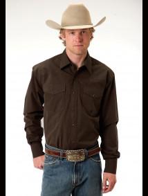 Mens Western Shirt - Bridle