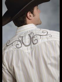 roper-mens-white-tonal-stripe-emboridered-ls-snap-cowboy-shirt