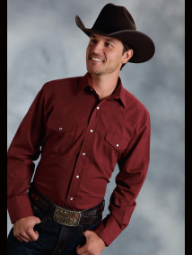 """Mens Cowboy Shirt - """"Mesquite"""""""