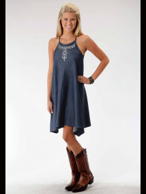 Womens Western Dress - Flash