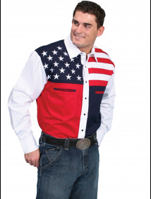 scully-mens-white-usa-flag-ls-shirt