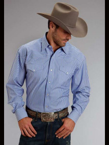 Stetson Mens Western Shirt - Weston