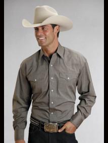 Stetson Mens Western Shirt - Stirrup