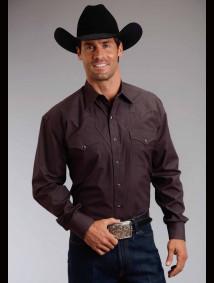 Stetson Mens Western Shirt - True Grit