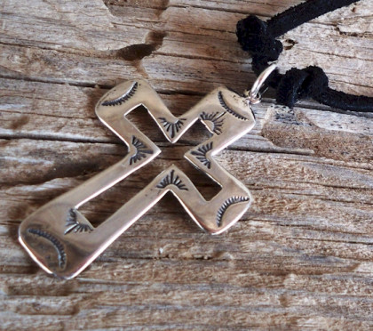 Cowgirl Faith Necklace