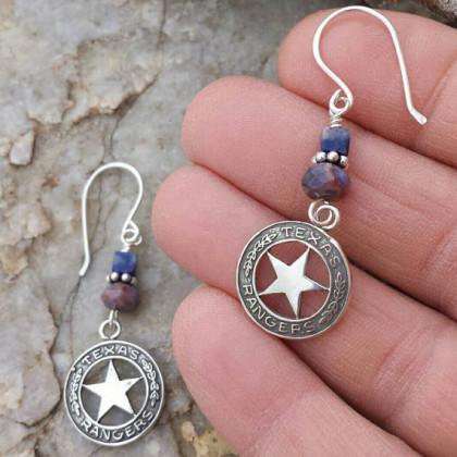 Marshall Stars Earrings
