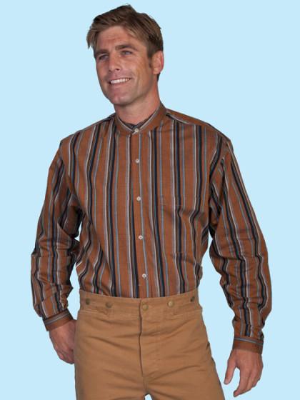 Old West Stripe Shirt by Wahmaker®