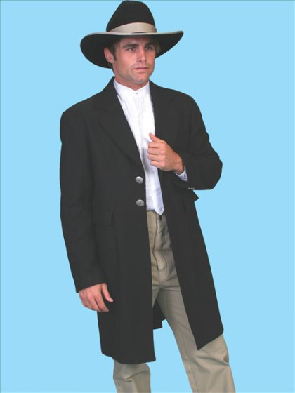 """The Original Frock Coat"""