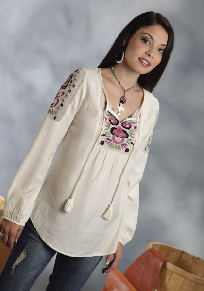 Womens Cotton Blouses