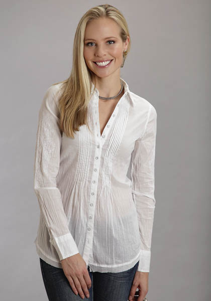 Purity Sheer Blouse