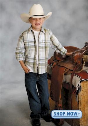 Kids Cowboy