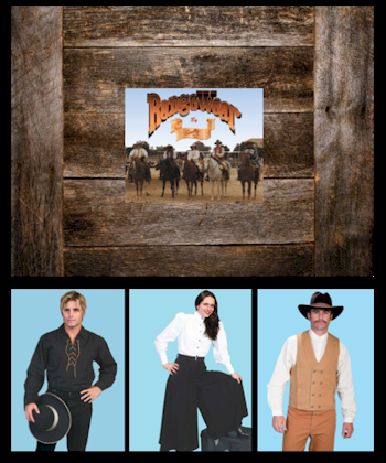 Old West Clothing by Rangewear