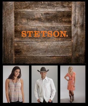 Stetson Western Wear