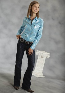 Women's Western Show Shirt