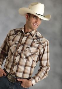"""Tulsa"" Cowboy shirt"