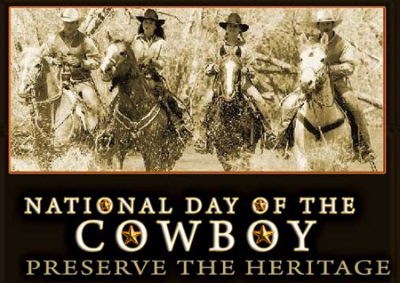 National Day of the Cowboy Logo