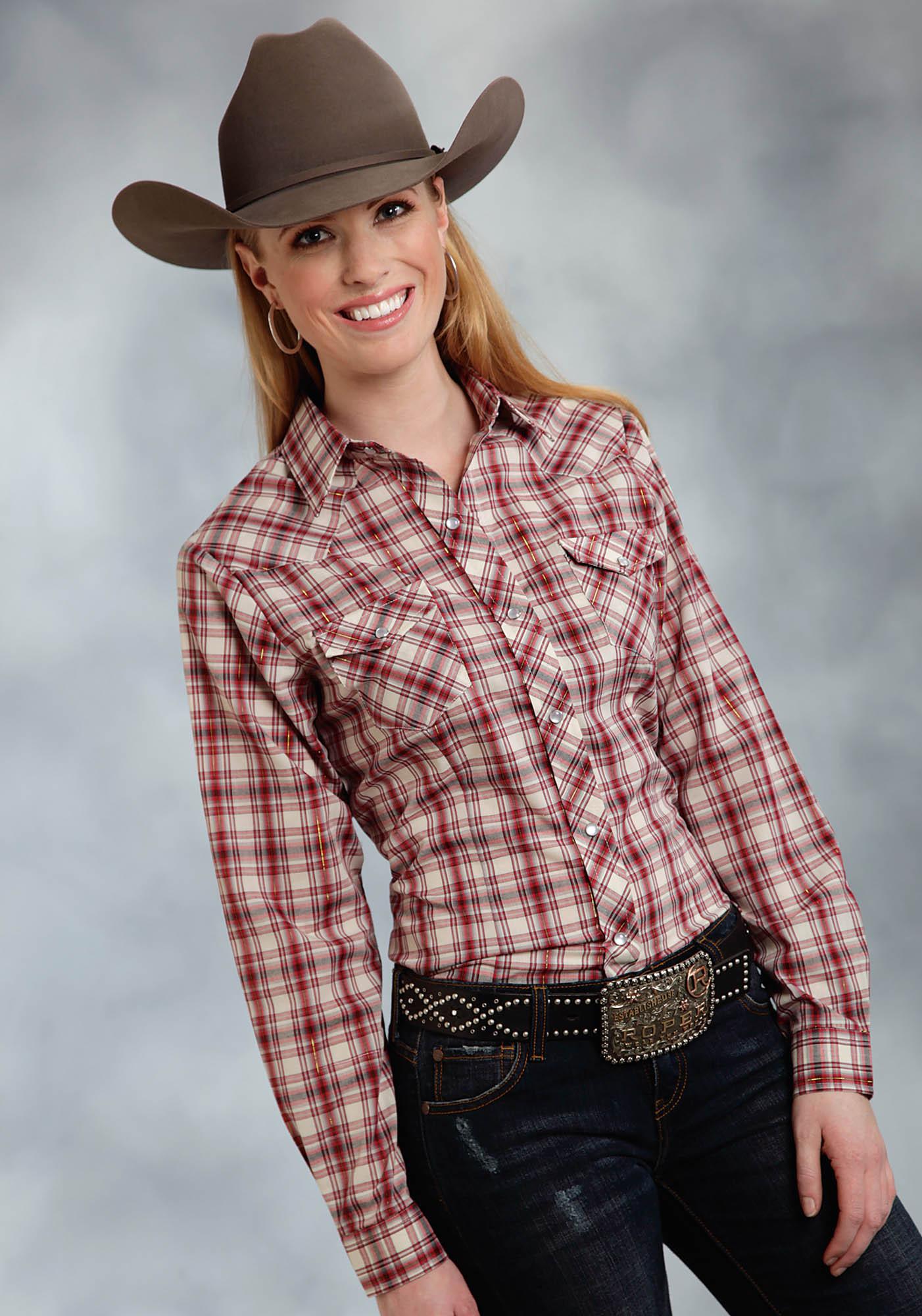 Womens Western Shirt - Wildside