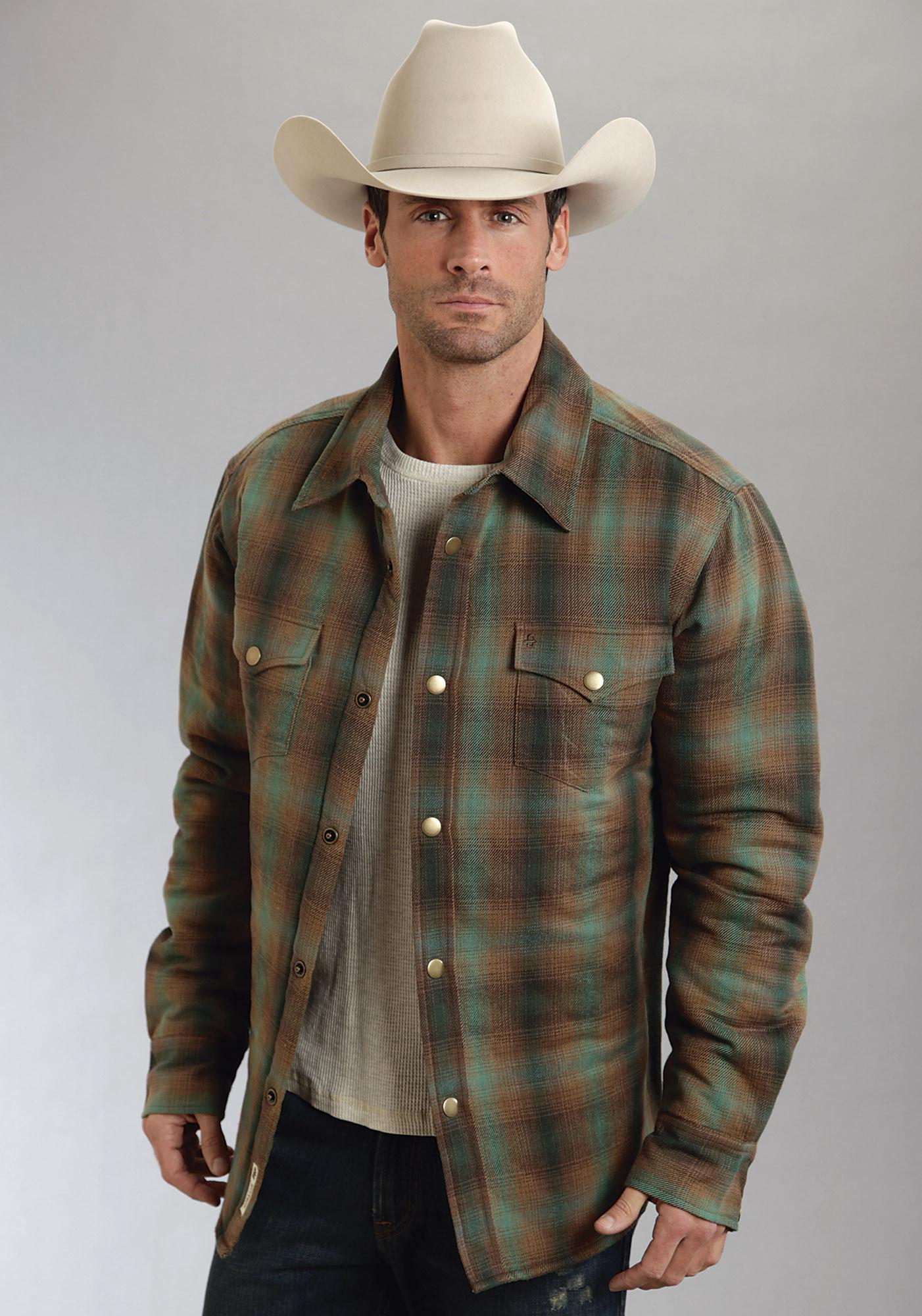 Plaid Flannel Womens Shirts